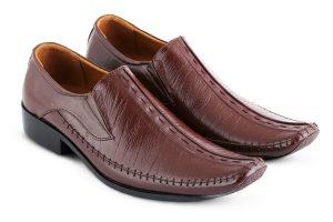 Sepatu pantofel pria