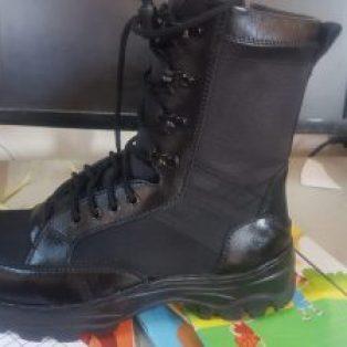 Sepatu PDL Kulit
