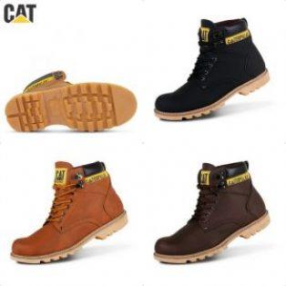 Sepatu safety caterpillar holton