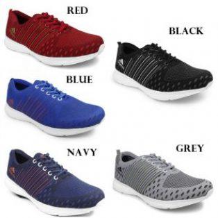 Sepatu sport pria adidas neo running