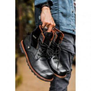 Sepatu boots pria I Akando kansas