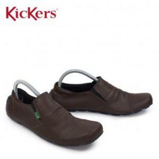 Sepatu pria slop mocasin kickers wringkle