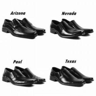Sepatu pantofel loafer pria crocodile
