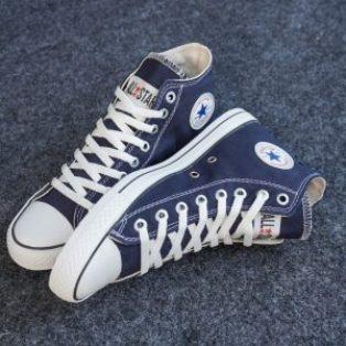 Sepatu sekolah converse high tinggi