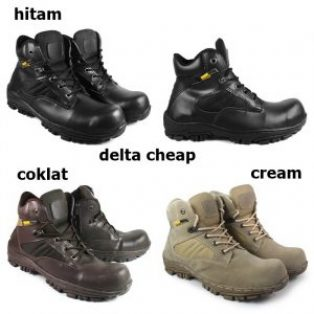 Sepatu safety delta
