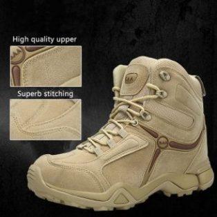 Sepatu boots safety delta 5aa