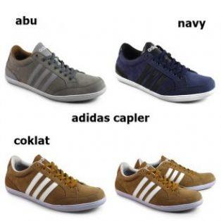 Sepatu pria adidas capler