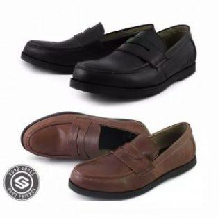 Sepatu pria casual sauqi moccasino