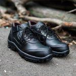 Sepatu safety pria crocodile morisey