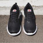 Sepatu sport reebok hitam
